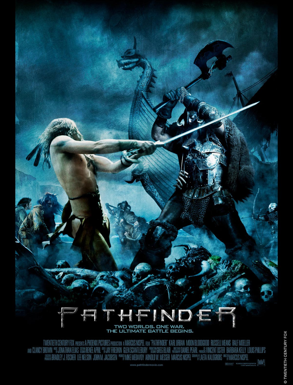 Dreamogram Iconisus – Key Art – Movie Poster – Pathfinder