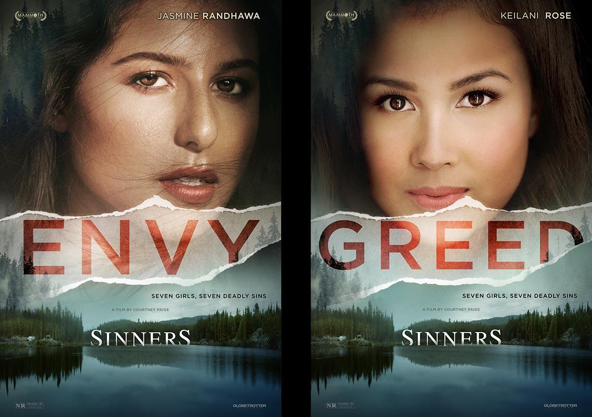 Dreamogram – Sinners – Key Art – Movie Poster – 4