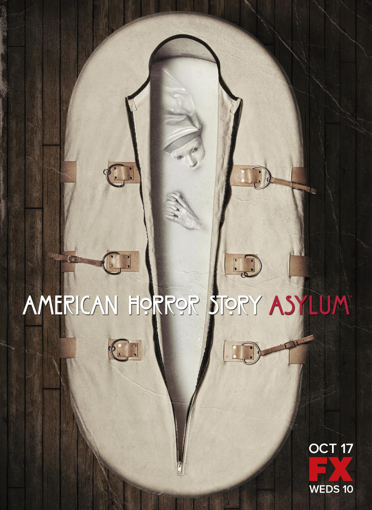 Dreamogram Iconisus – Key Art – Movie Poster – American Horror Story: Asylum – 2