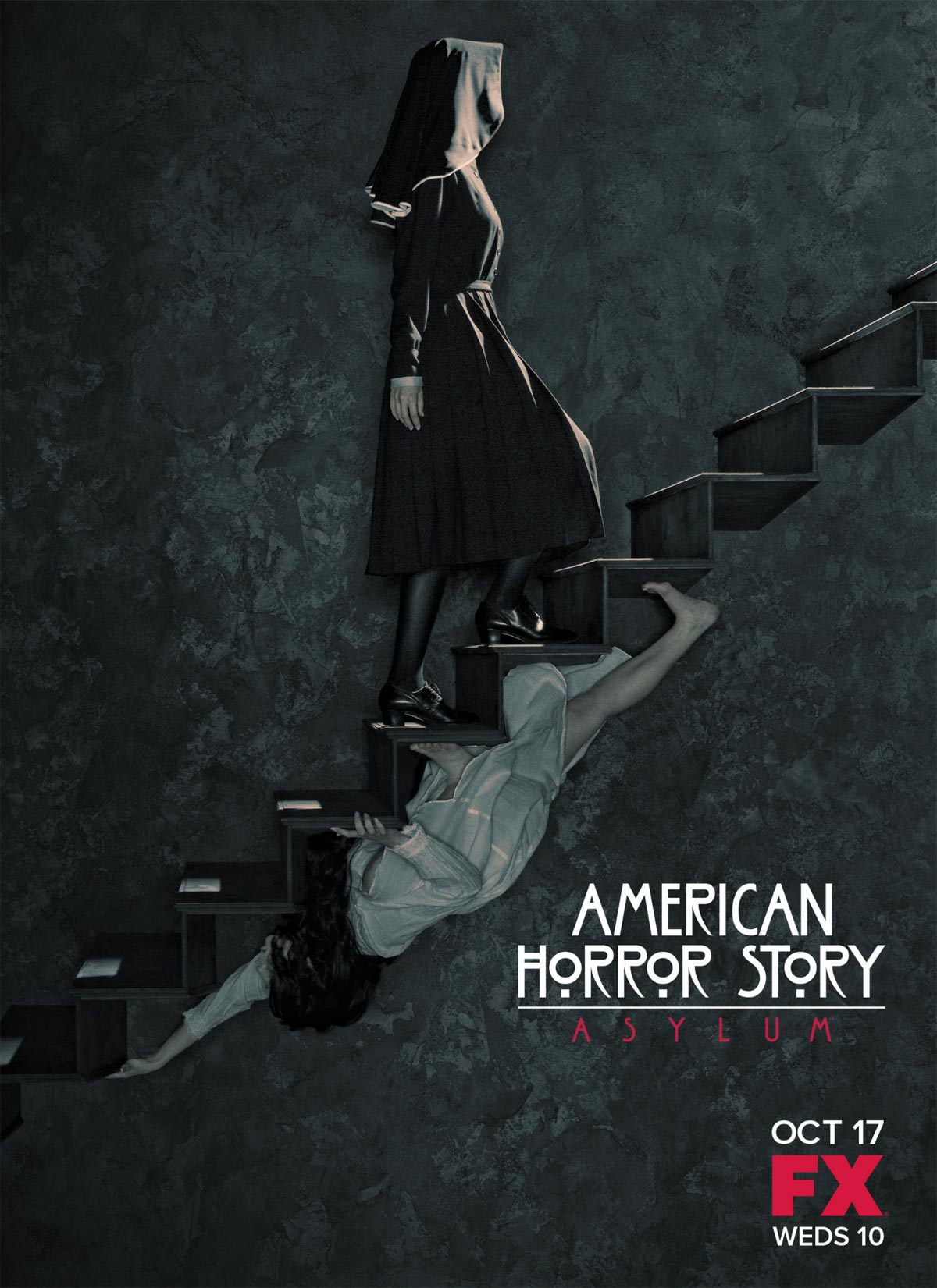 Dreamogram Iconisus – Key Art – Movie Poster – American Horror Story: Asylum – 4