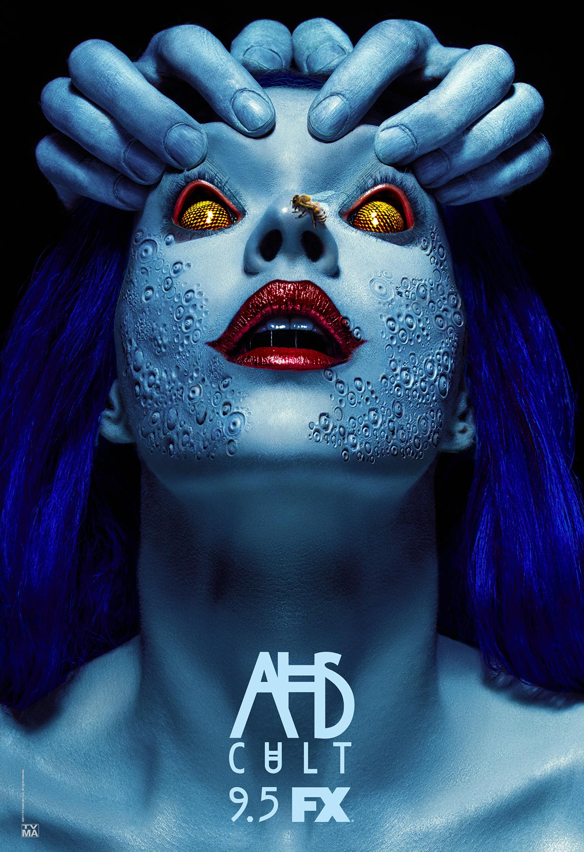 Dreamogram Iconisus – Key Art – Movie Poster – American Horror Story: Cult – 2