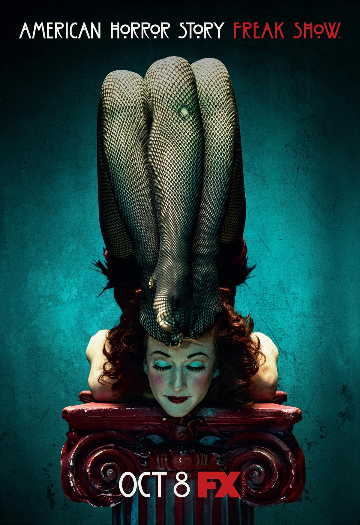 Dreamogram Iconisus – Key Art – Movie Poster – American Horror Story: Freak Show – 3