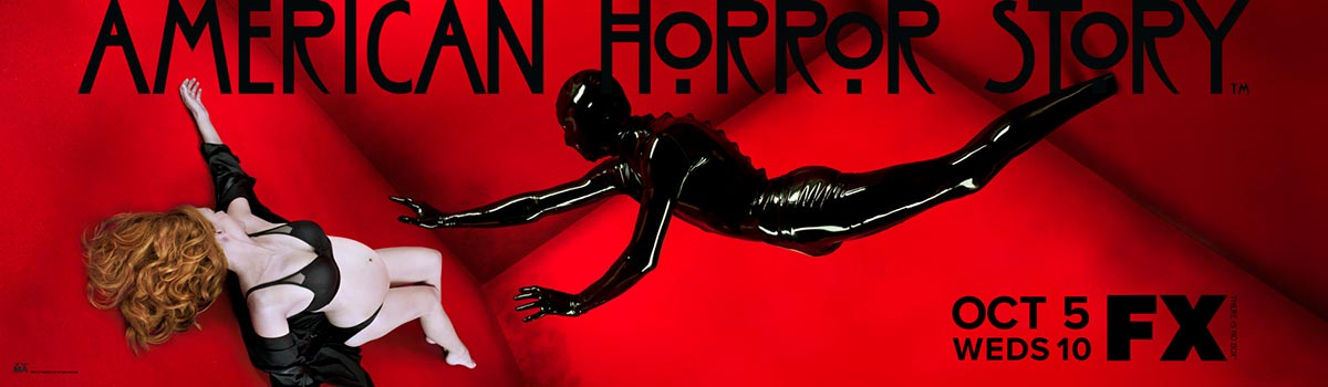 Dreamogram Iconisus – Key Art – Movie Poster – American Horror Story: Murder House – 1