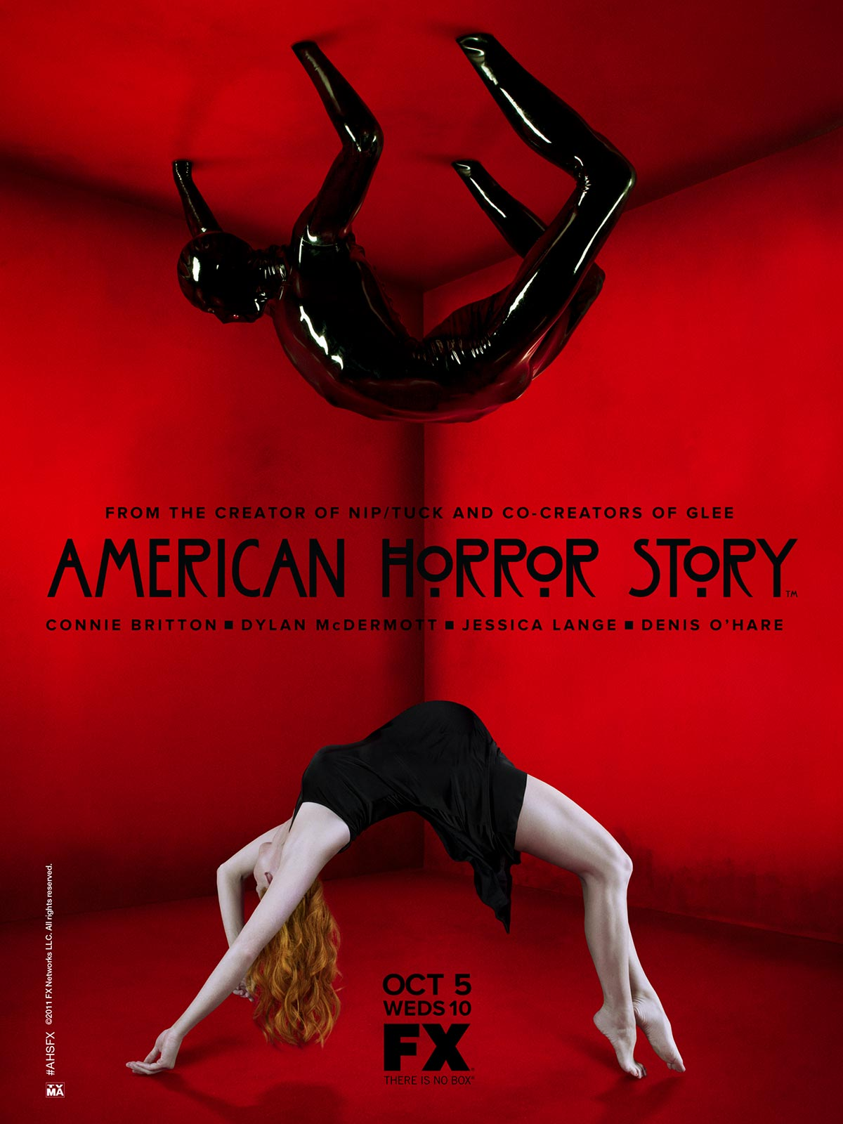 Dreamogram Iconisus – Key Art – Movie Poster – American Horror Story: Murder House – 2