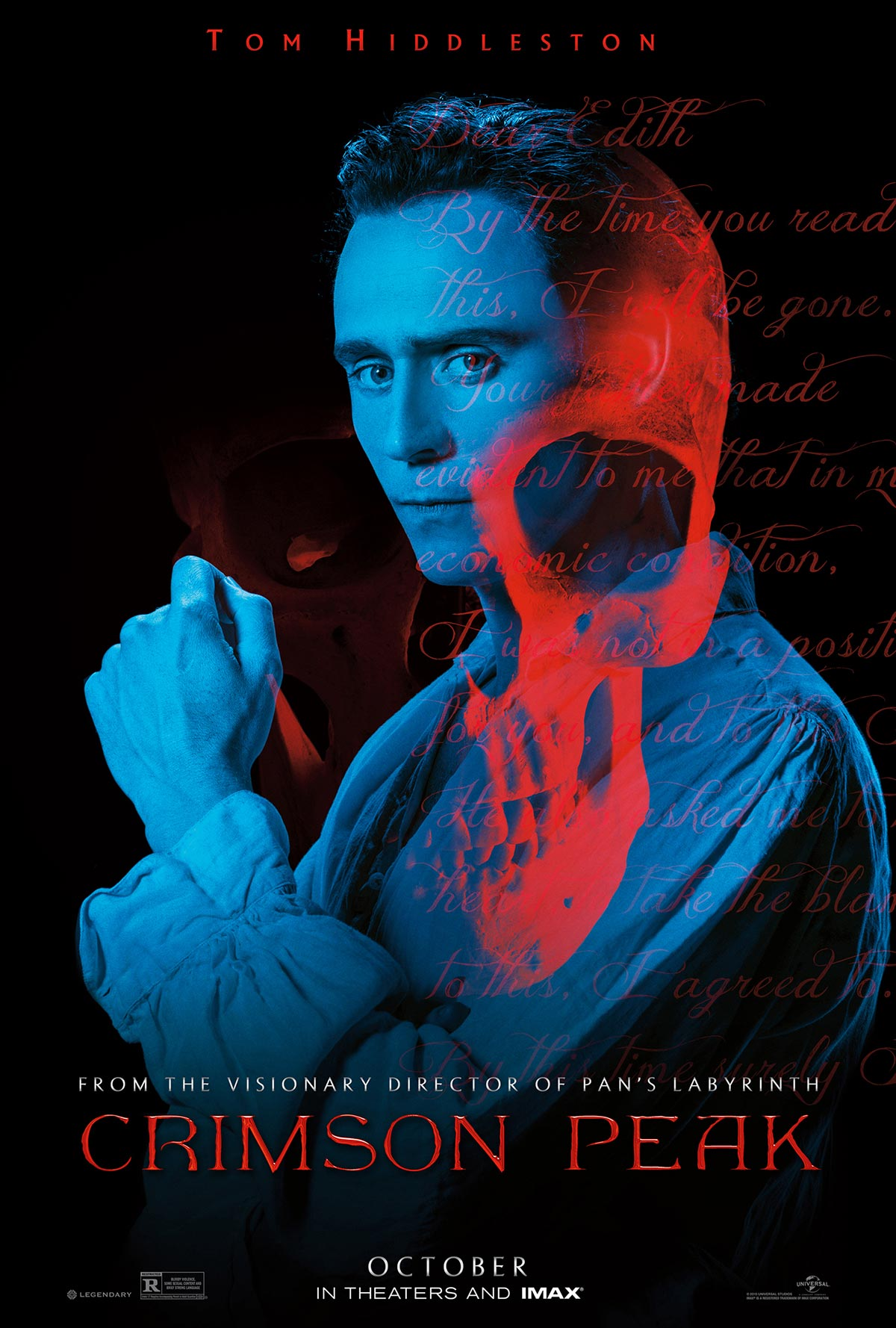 Dreamogram Iconisus – Key Art – Movie Poster – Crimson Peak – 5