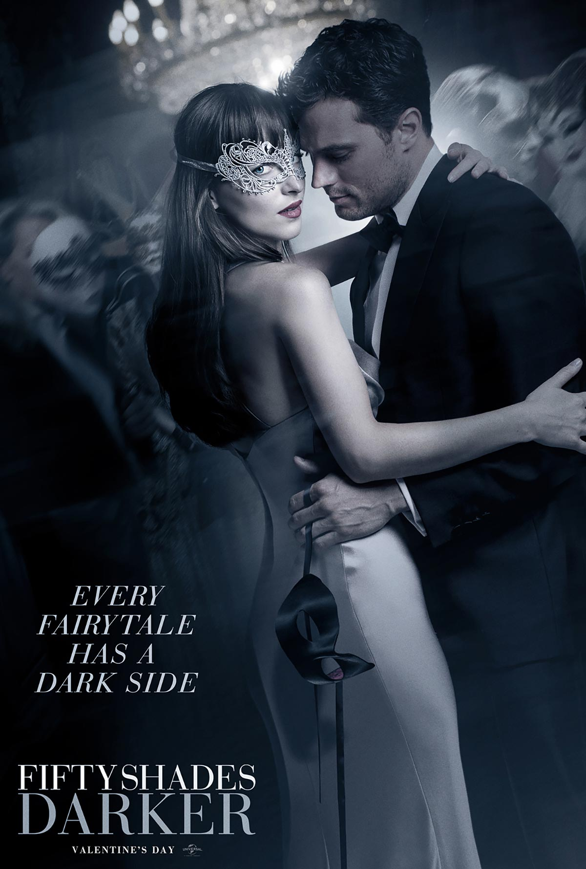 Dreamogram Iconisus – Key Art – Movie Poster – Fifty Shades Darker