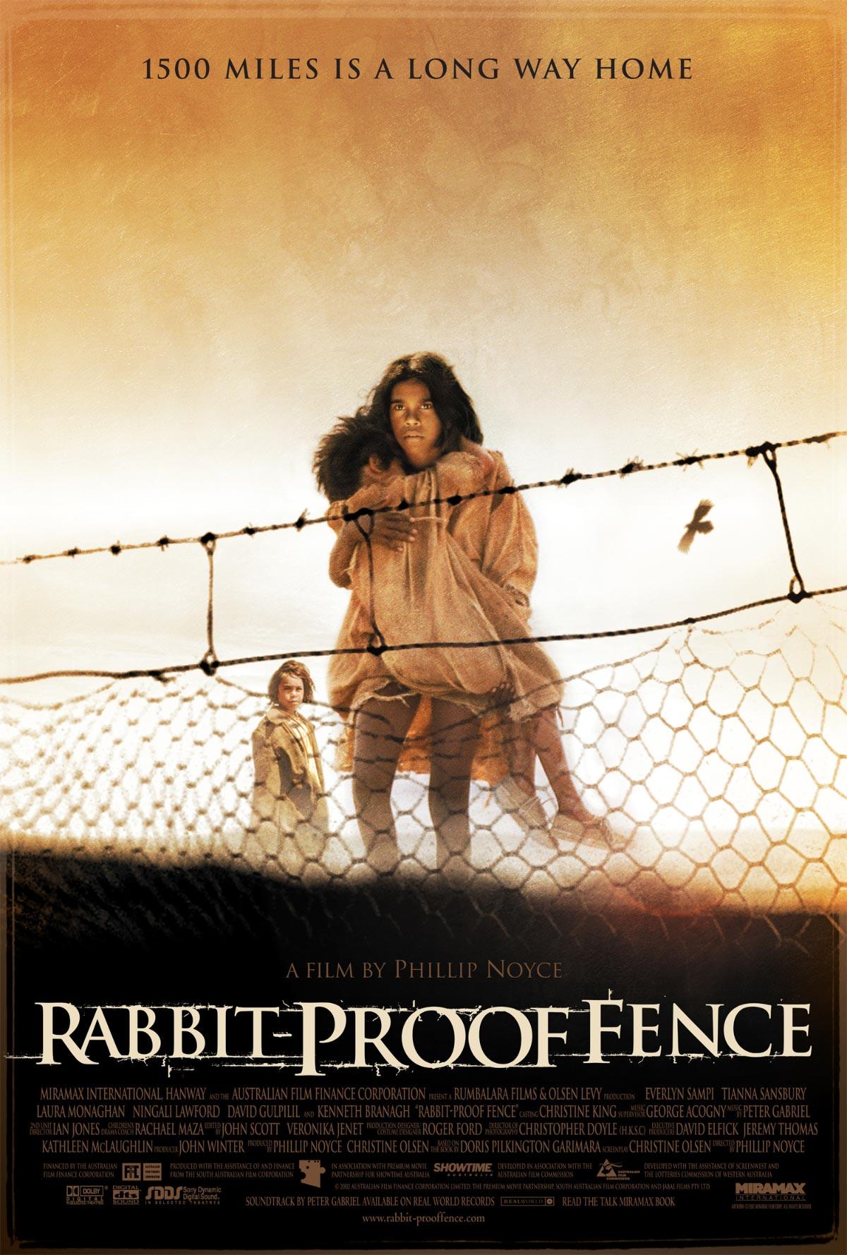 Rabbit-Proof Fence - Dreamogram