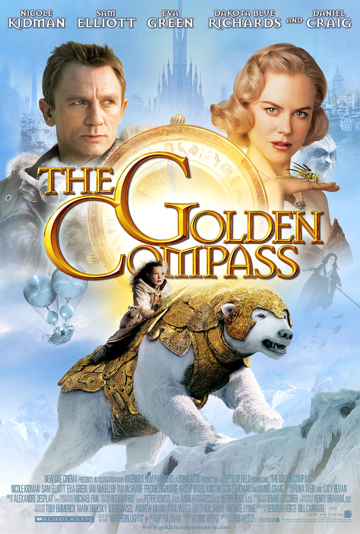 The Golden Compass Suicide Squad