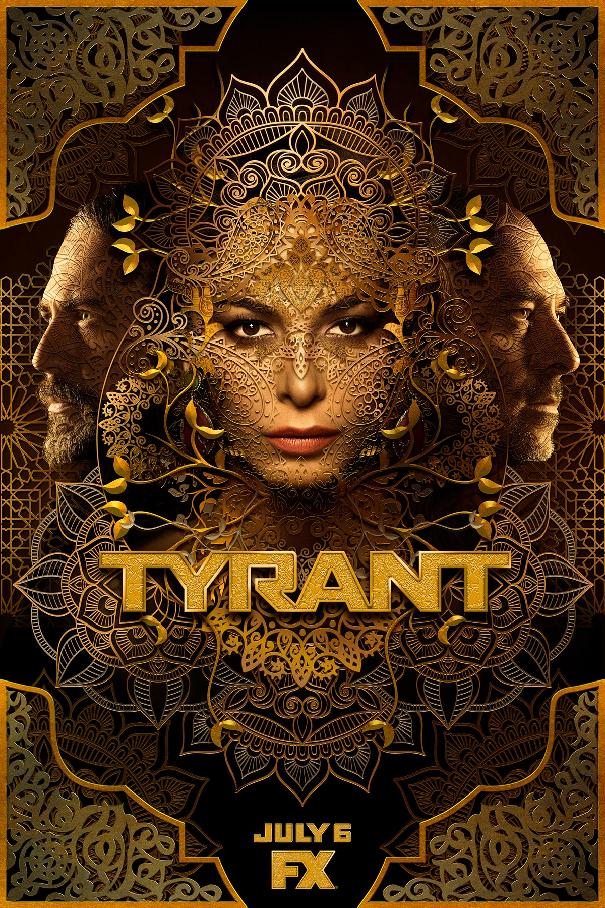Dreamogram Iconisus – Key Art – Movie Poster – Tyrant Season 3 – 2